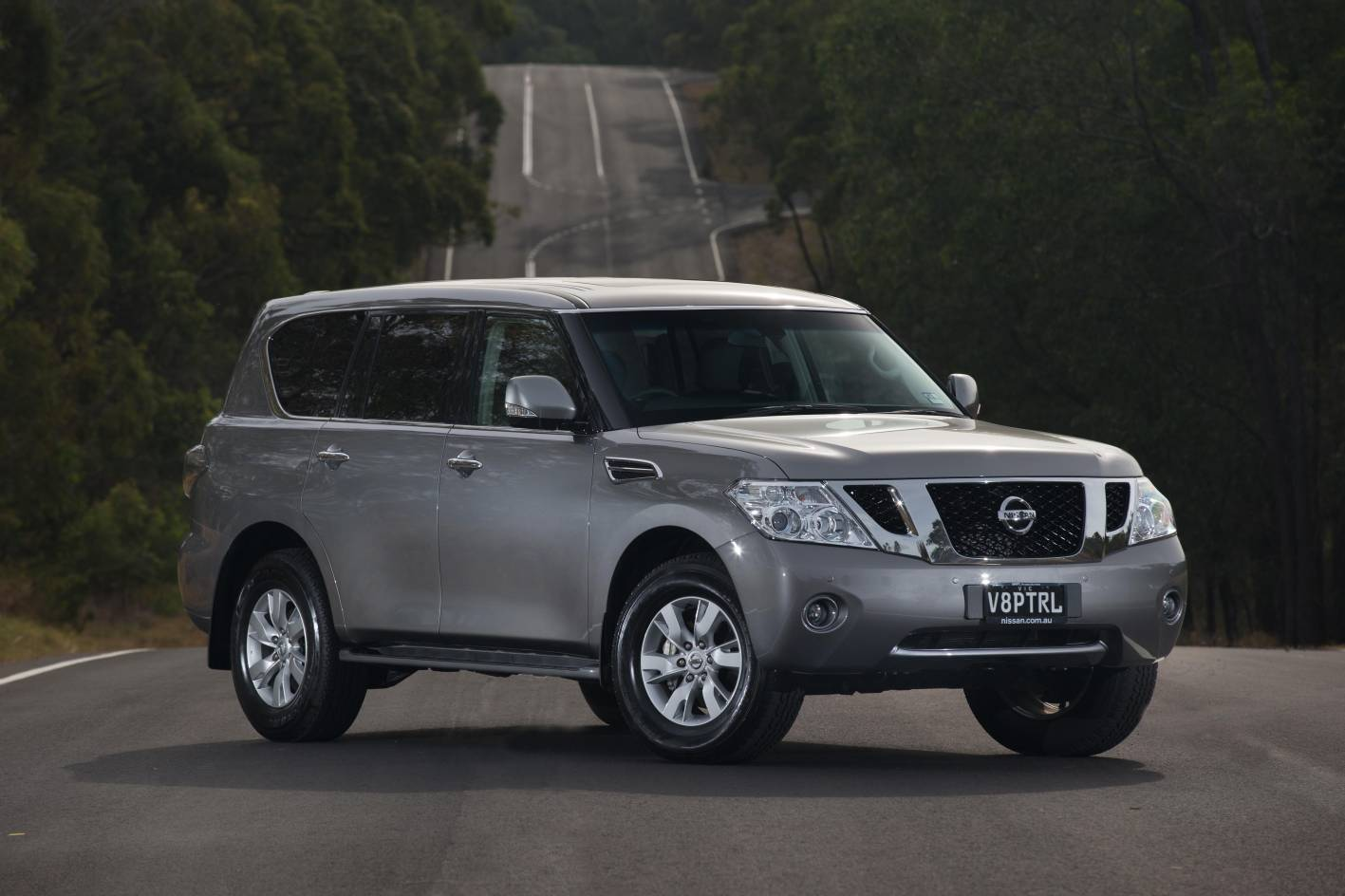 Five Star Nissan >> News - All-New Super-Luxury V8 Nissan Patrol On-Sale February