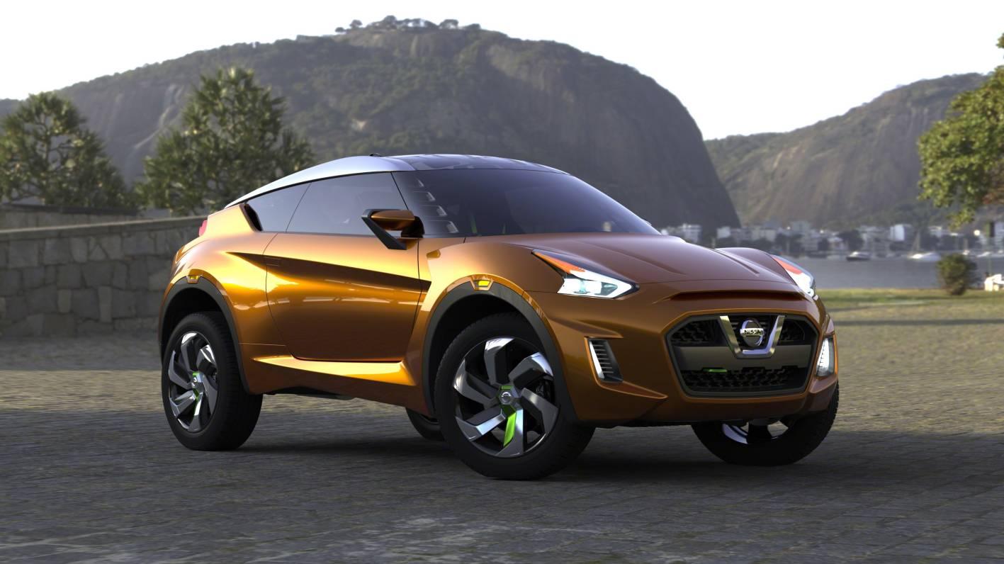 Range Rover San Diego >> News - Nissan EXTREM From Their San Diego Design Centre