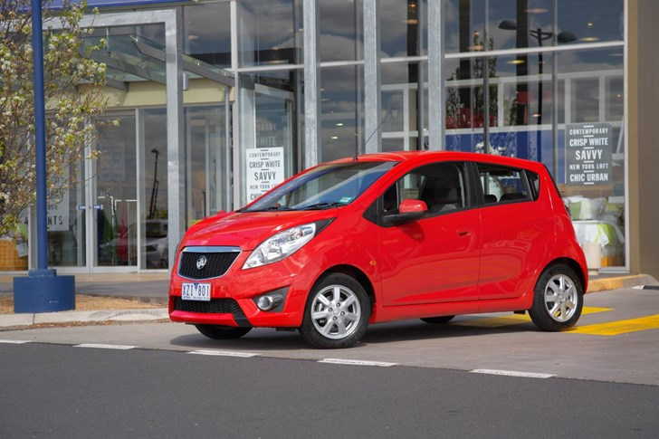 News An Electric Holden Barina Coming