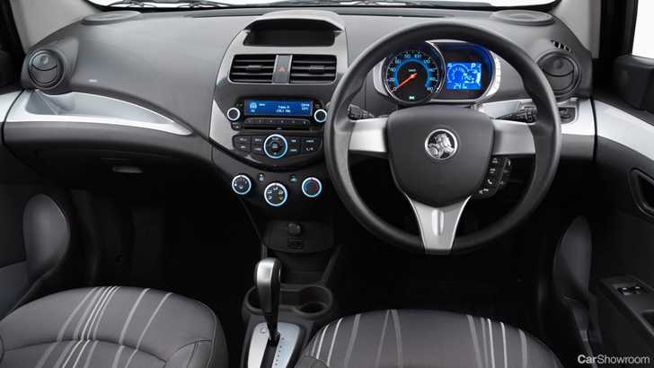 News 2013 Holden Barina Spark Gains Automatic Transmission