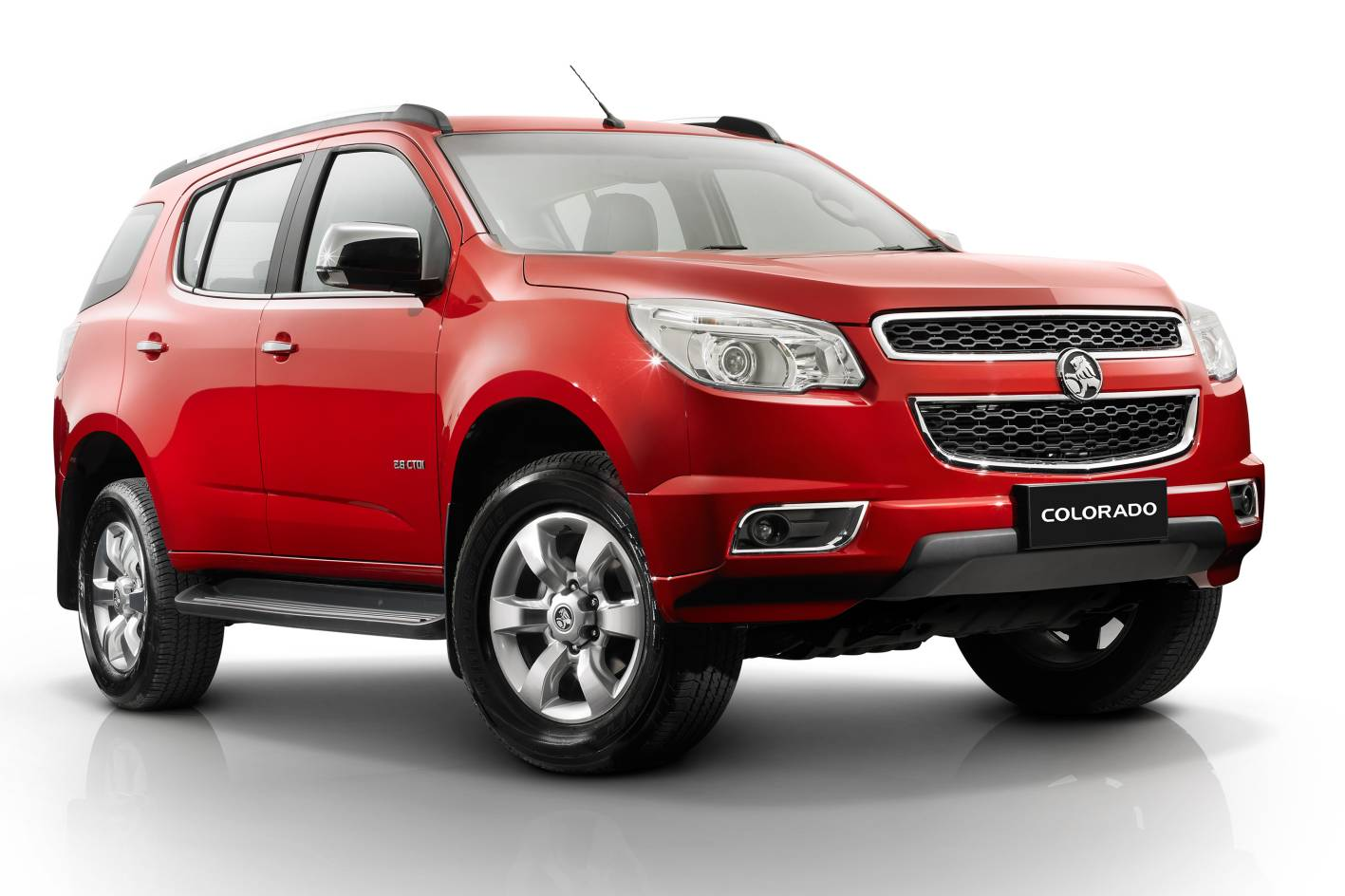 Chevy Colorado Pickup >> News - Holden Launches Colorado 7 SUV