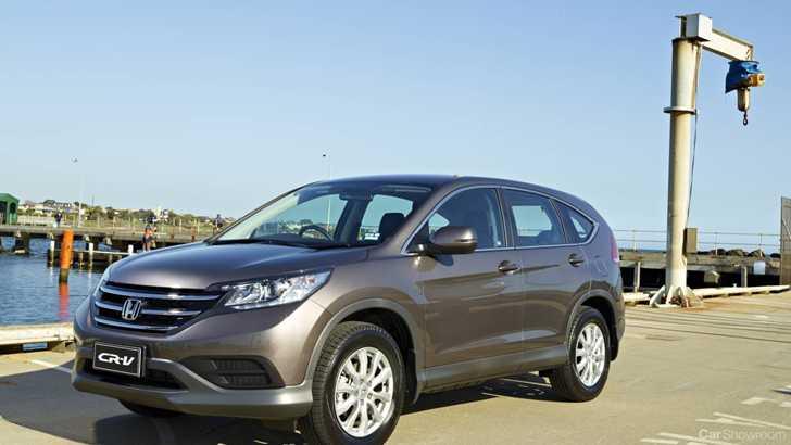 News honda s new suv concept leaked for Honda full size suv