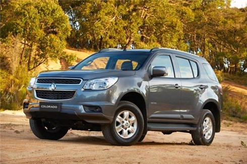 2012 HOLDEN COLORADO 7