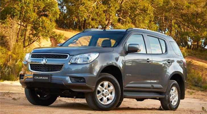 how to read a holden colorado vin number