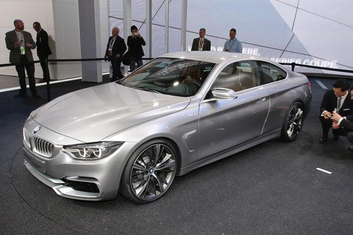 2013 BMW 4