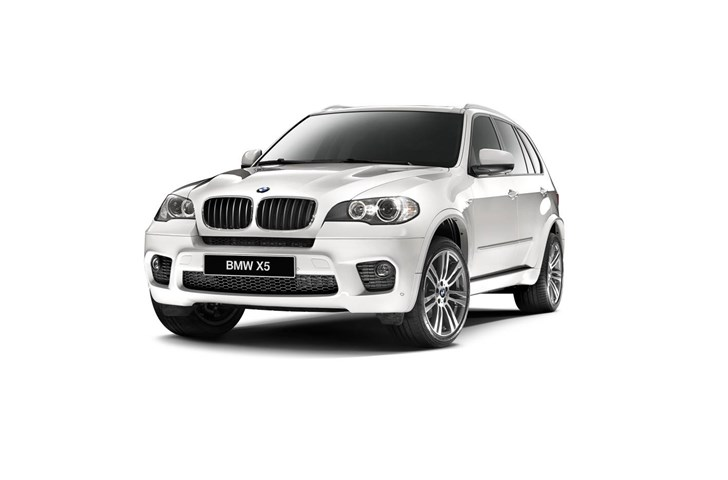 2013 BMW X5 4D WAGON
