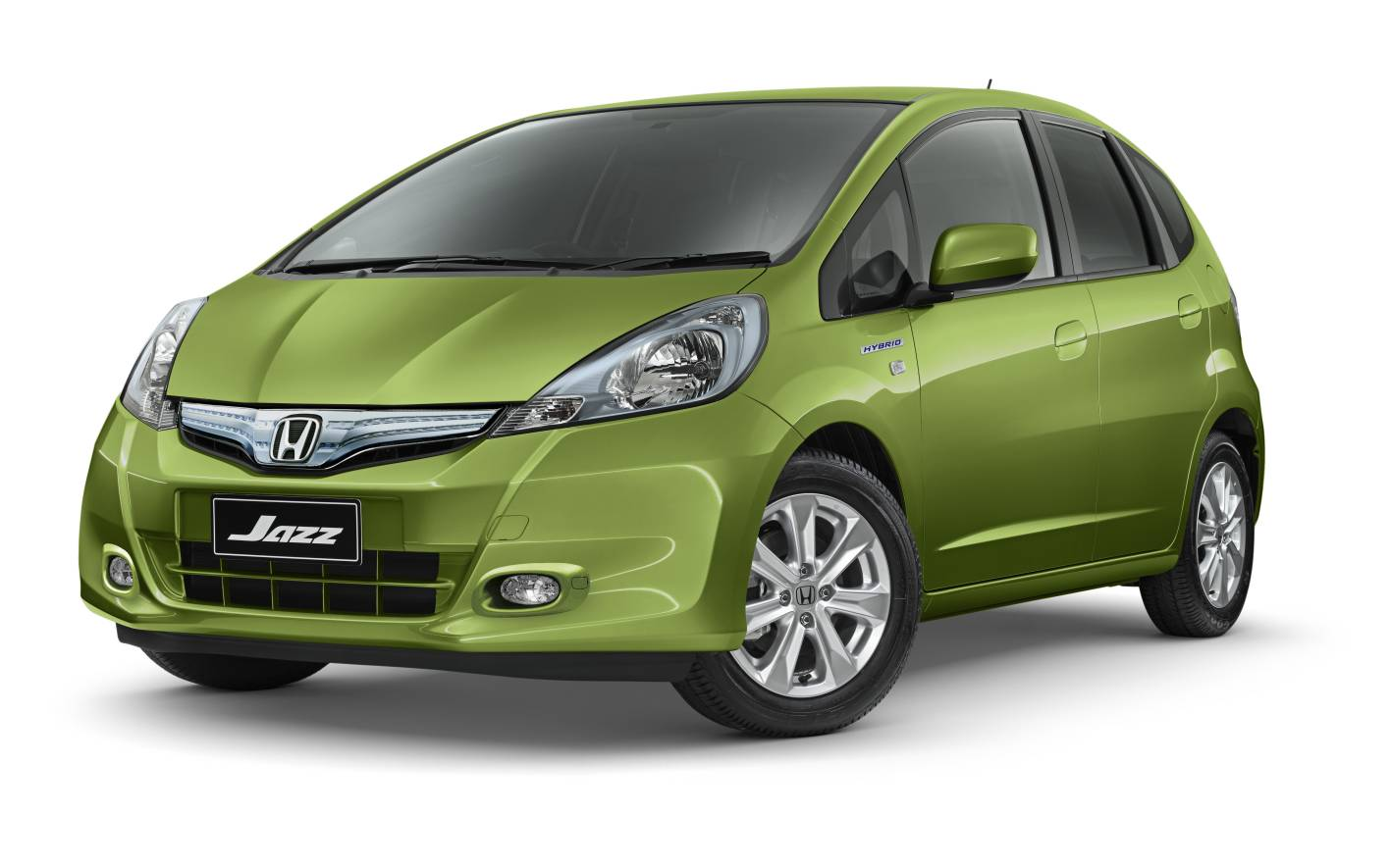 News 2013 Honda Jazz Hybrid Is Australia S Most