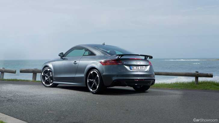 News Audi Launches Tt S Line Competition Package