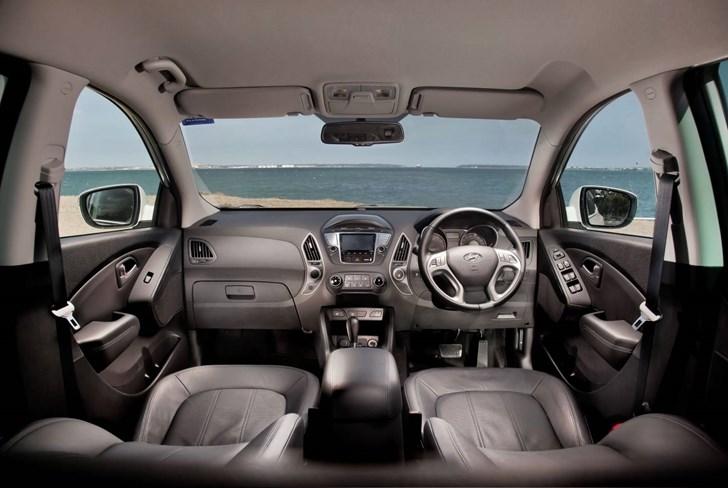 News 2013 Hyundai Ix35 2 0 Litre Turbo Diesel Details