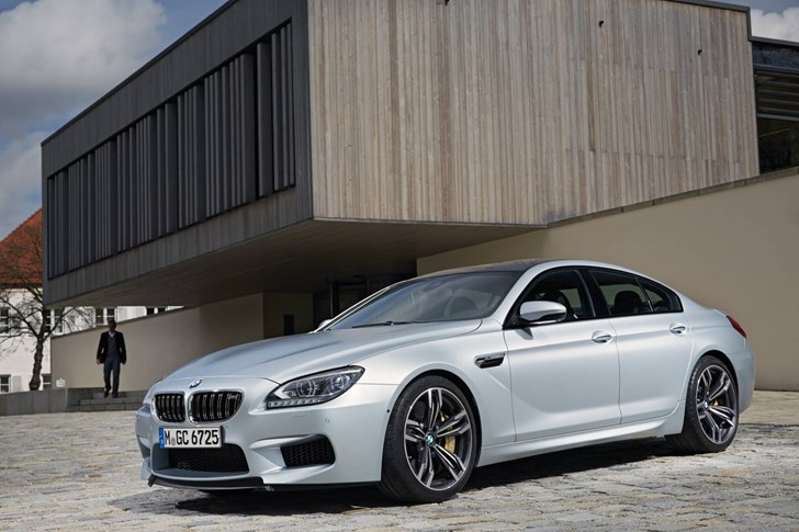 News Bmw Launches M6 Gran Coupe
