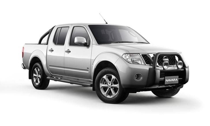 News Navara St X Blackline Edition Heads Nissan S New