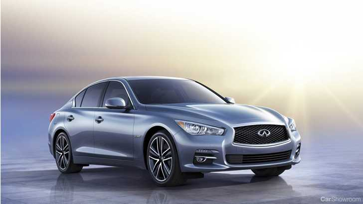 News Infiniti To Produce Q50 And Qx50 In China