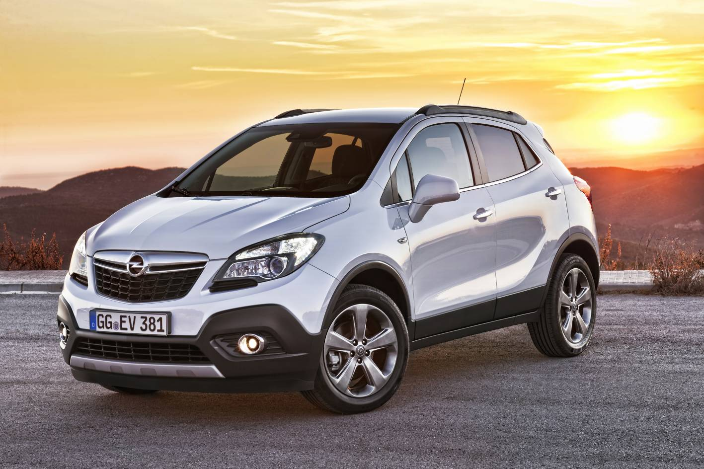 news opel confirms mokka suv for local sale. Black Bedroom Furniture Sets. Home Design Ideas