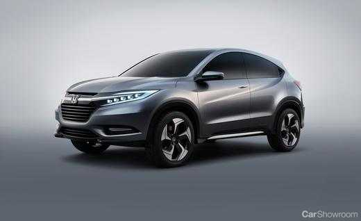 News Australia At The Head Of The Line For Honda S New Compact Suv