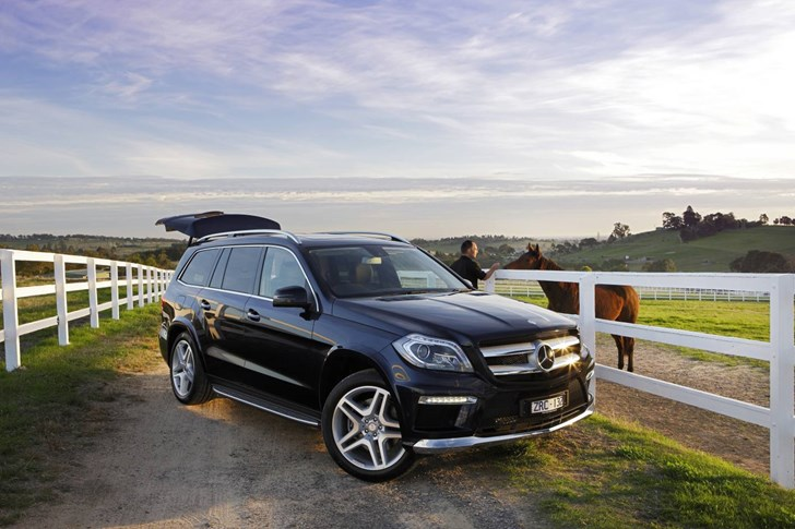 News All New Gl 63 Amg Headlines Updated Mercedes Benz