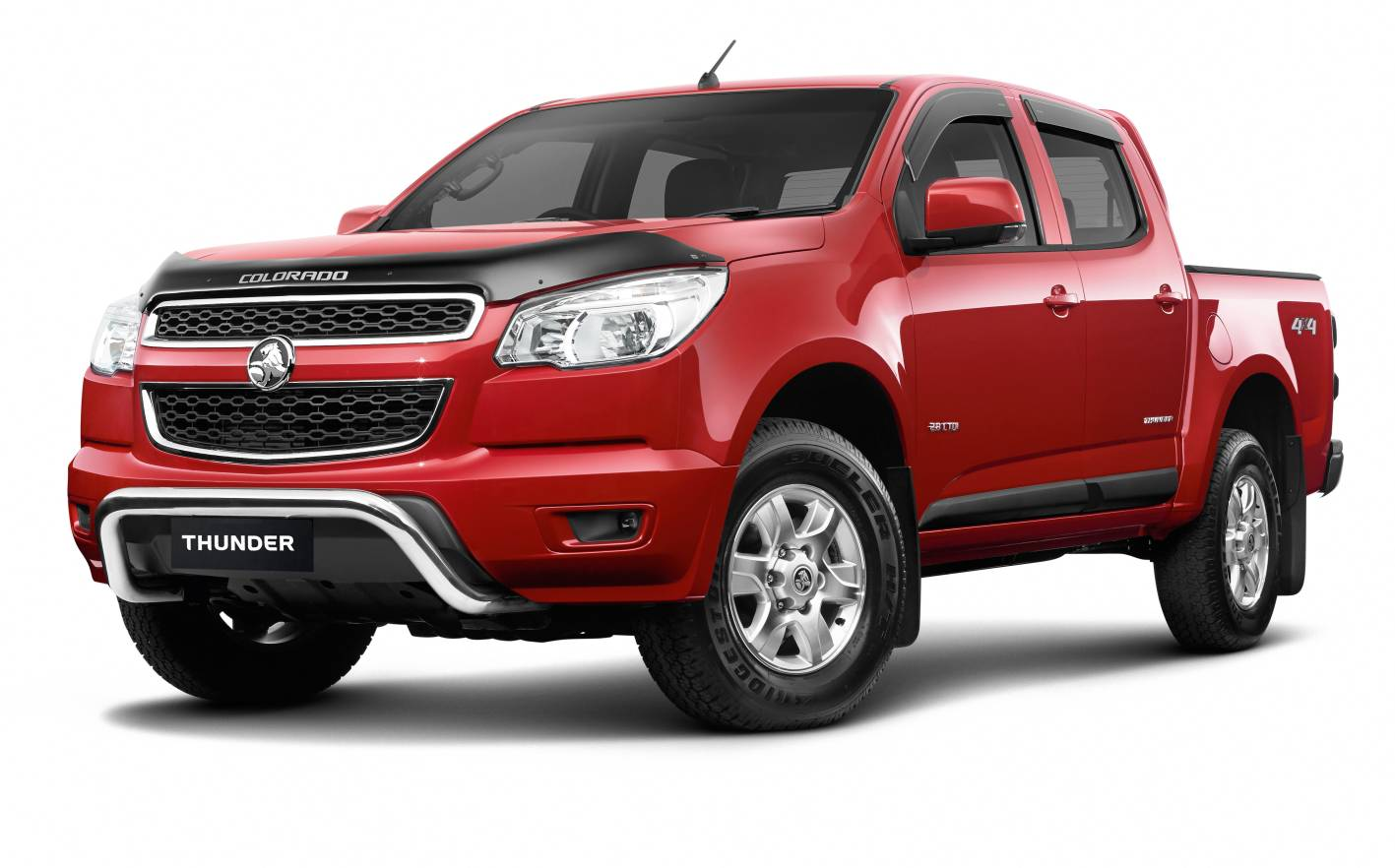 News Holden Launches Colorado Thunder Special Edition
