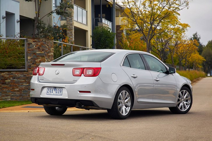 News - 2013 Holden Malibu Review and First Drive