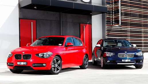 2013 BMW 1 5D HATCHBACK