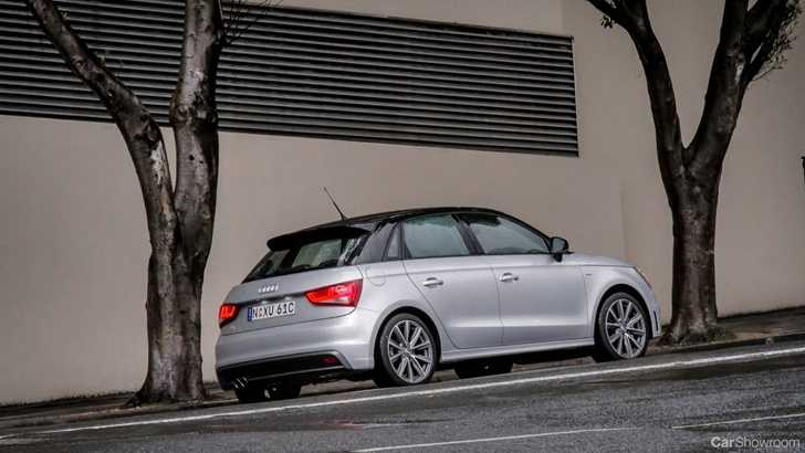 News audi a1 sportback limited edition s line competition