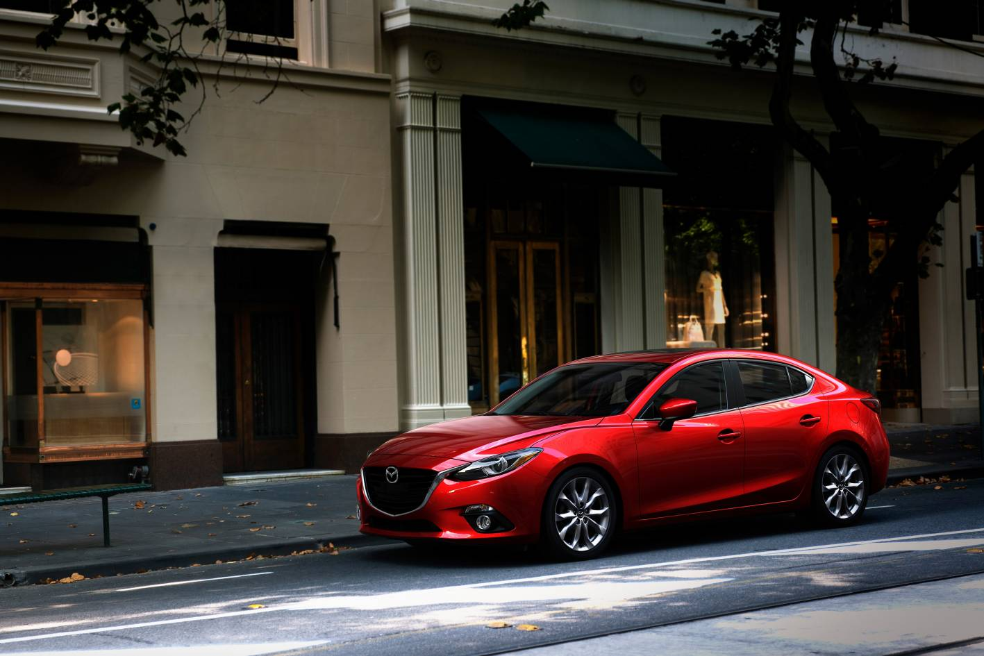 News - All-New Mazda3 Gains Head-Up Display, Blind Spot ...