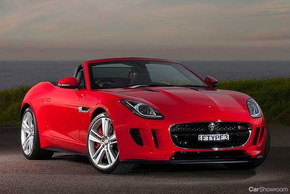 news - 2013 jaguar f-type specs and pricing