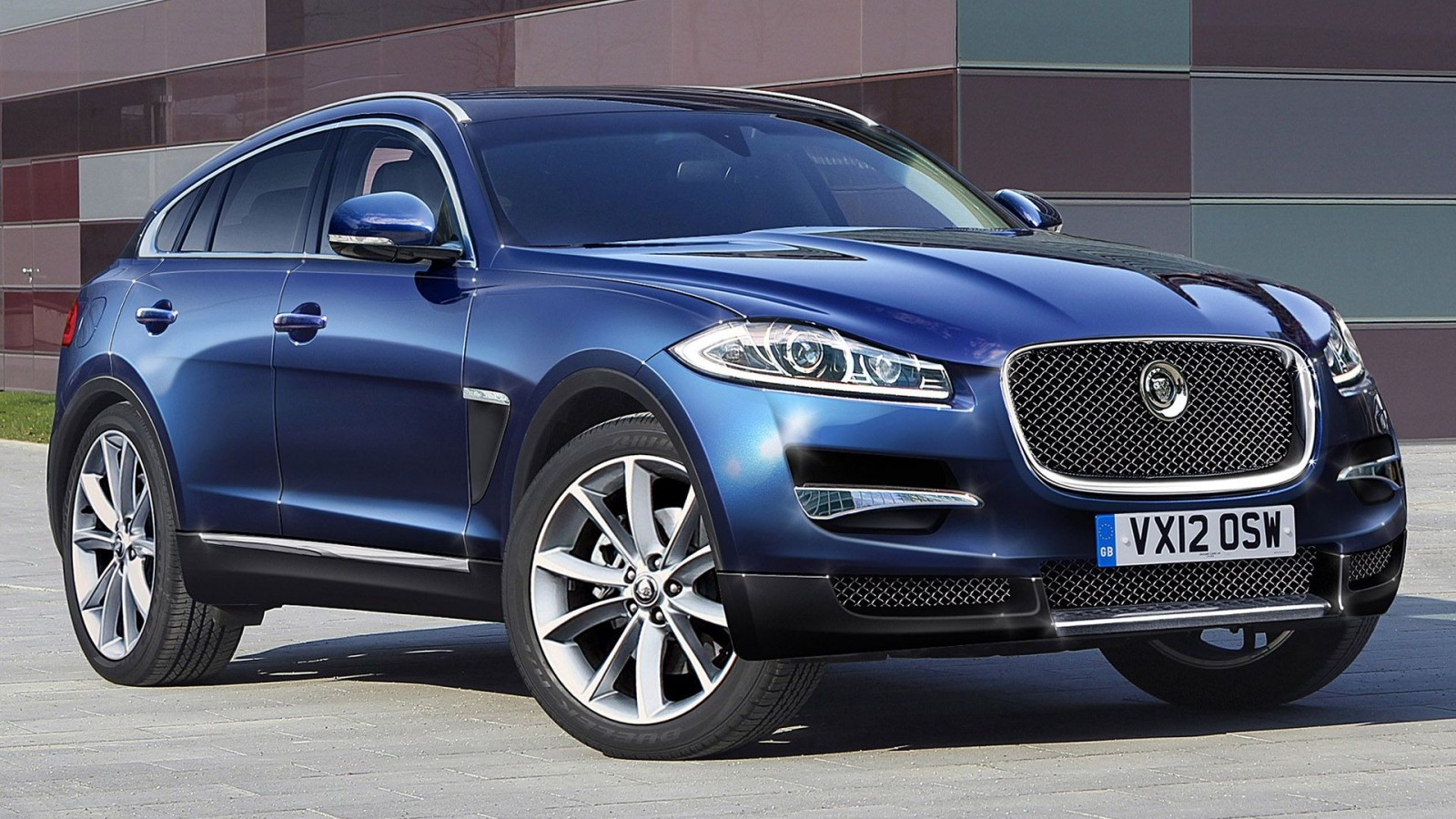 News Jaguar Could Reveal Its First Suv In Frankfurt