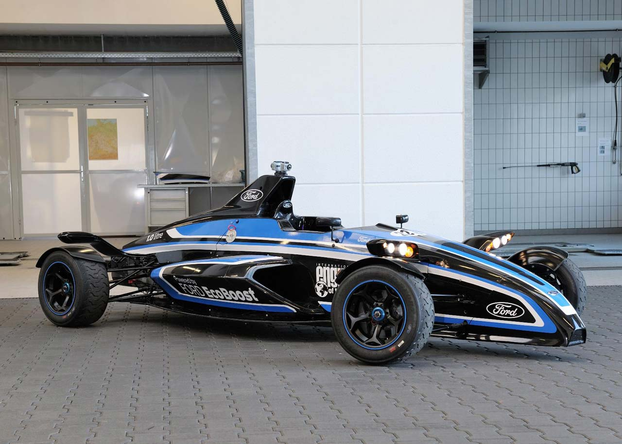 News Street Legal Formula Ford Arrives In Australia