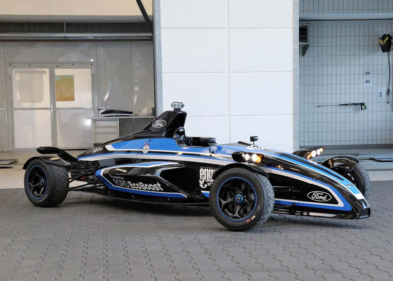 News Street Legal Formula Ford Arrives In Australia