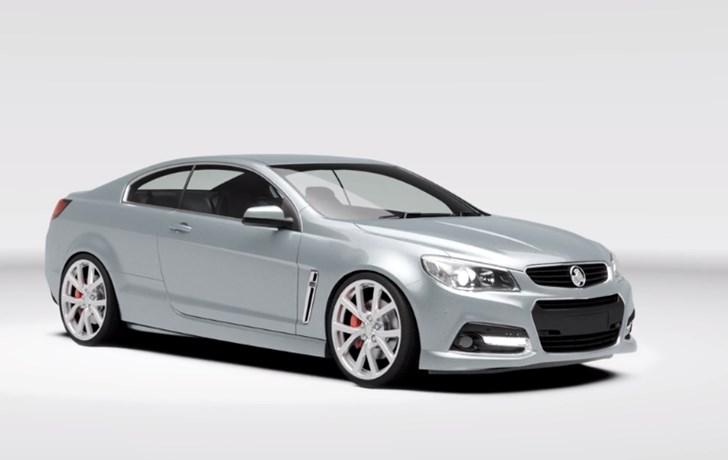 News Holden Vf Monaro Coupe