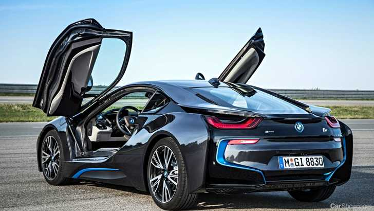 News Bmw I8 266kw 570nm Plug In Hybrid Sports Car