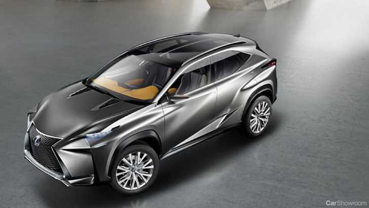 news compact suv in the future for lexus. Black Bedroom Furniture Sets. Home Design Ideas
