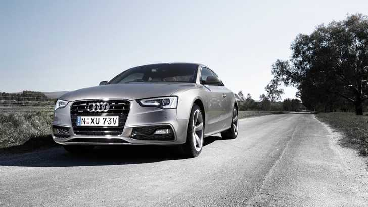 News Audi A And A Coupe First Drive - Audi a4 coupe