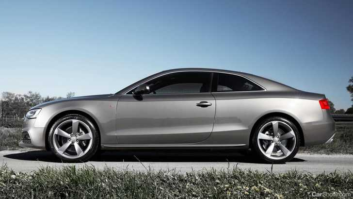 news 2014 audi a4 and a5 coupe first drive. Black Bedroom Furniture Sets. Home Design Ideas