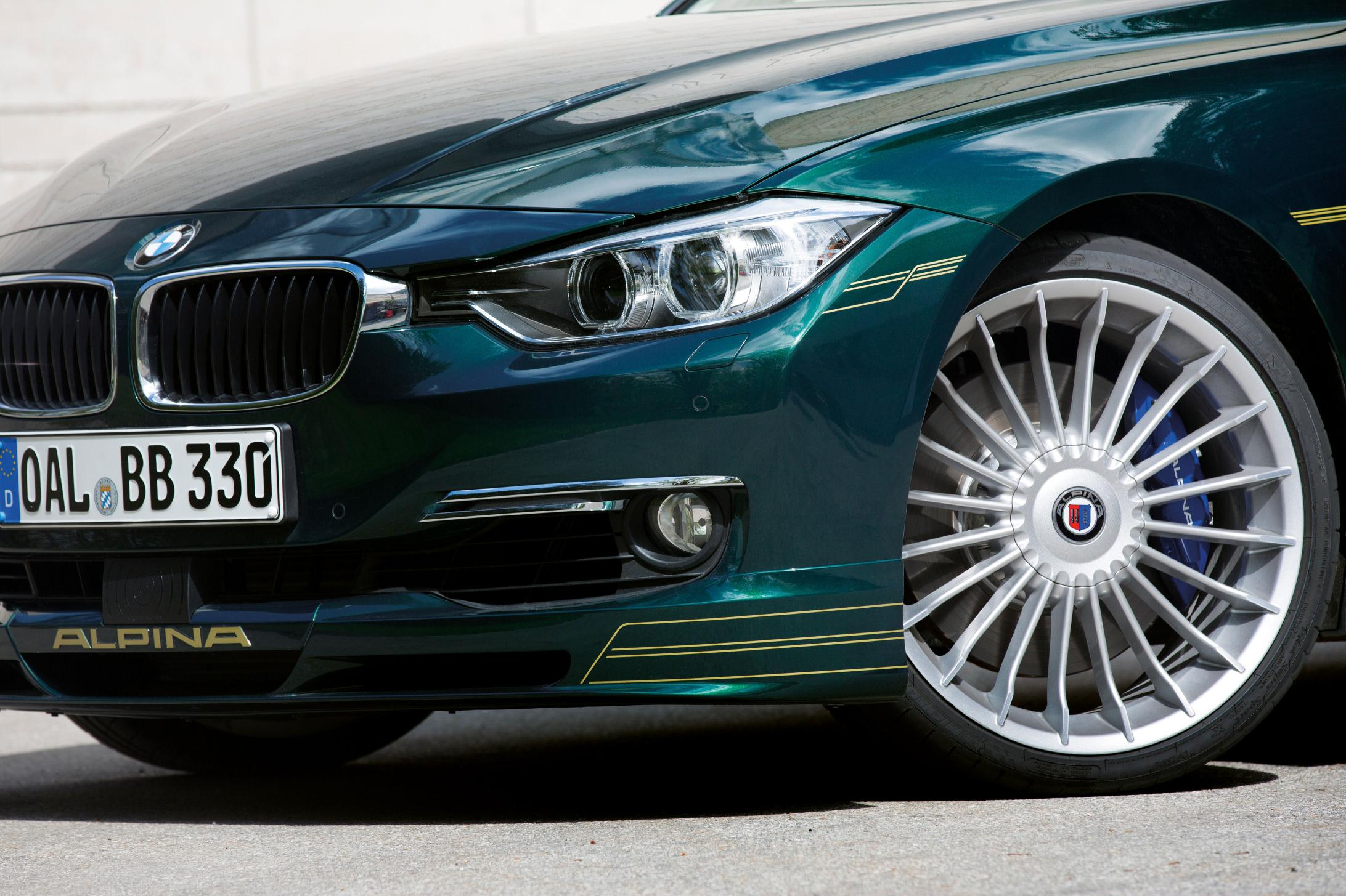 News Alpina Claims World S Fastest Diesel Production