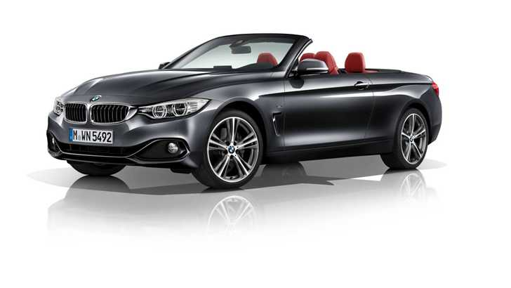 News BMW Series Convertible Confirmed - 2013 bmw 4 series convertible
