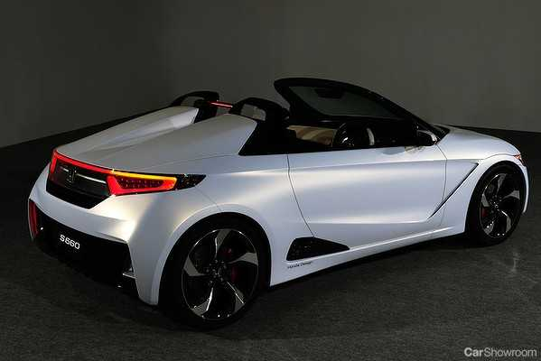 News - Honda To Show S660 Two-Seat Sports Car Concept In Tokyo
