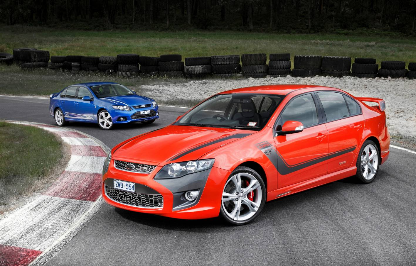 New Range Rover >> News - Ford Falcon XR8 To Return Next Year