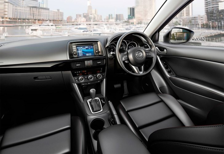 News Mazda Updates The Cx 5