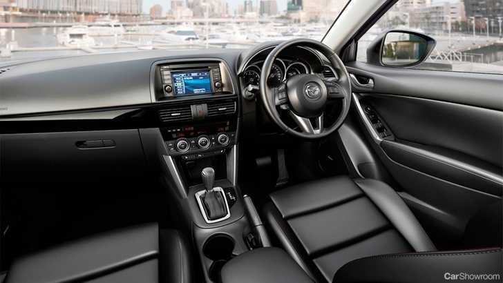 news mazda updates the cx 5. Black Bedroom Furniture Sets. Home Design Ideas
