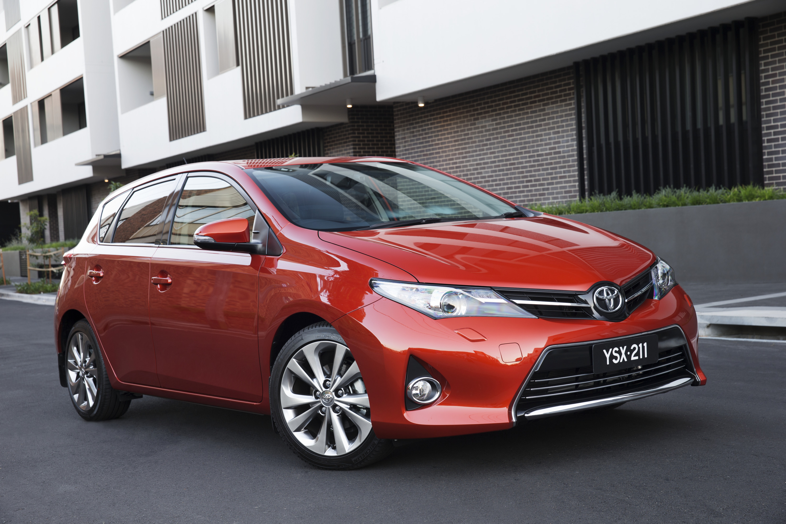 News - Toyota Corolla 2013 Number One Selling Car