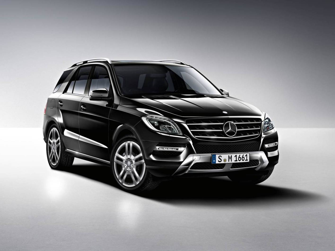 news mercedes benz ml 250 bluetec special edition. Black Bedroom Furniture Sets. Home Design Ideas