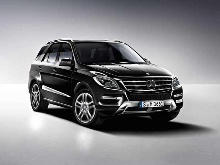 News Mercedes Benz Ml 250 Bluetec Special Edition