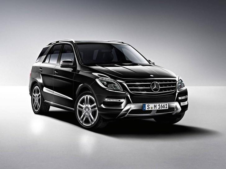 News - Mercedes-Benz ML 250 BlueTEC Special Edition