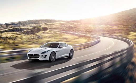2014 JAGUAR F-TYPE 2D COUPE