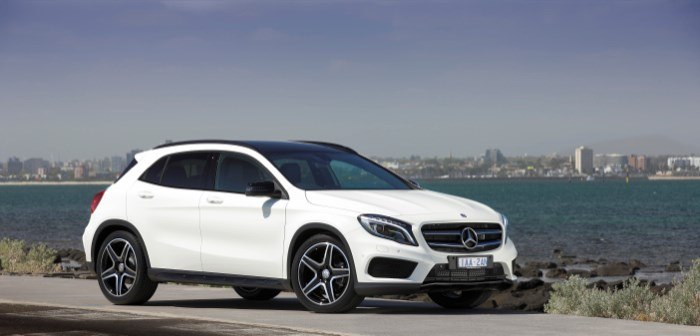 News Mercedes Benz Gla Review And First Drive