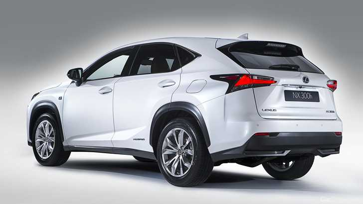 News - Lexus Confirms NX SUV Will Launch This Year