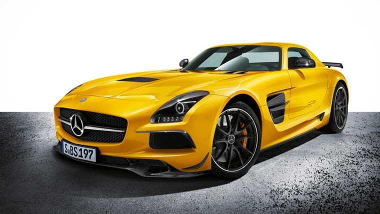 MercedesBenz SlsClass  latest prices best deals