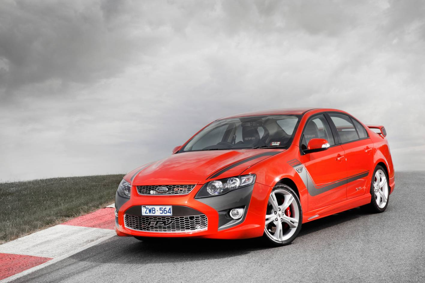 News - Limited Edition Ford FPV GT F Almost Sold Out