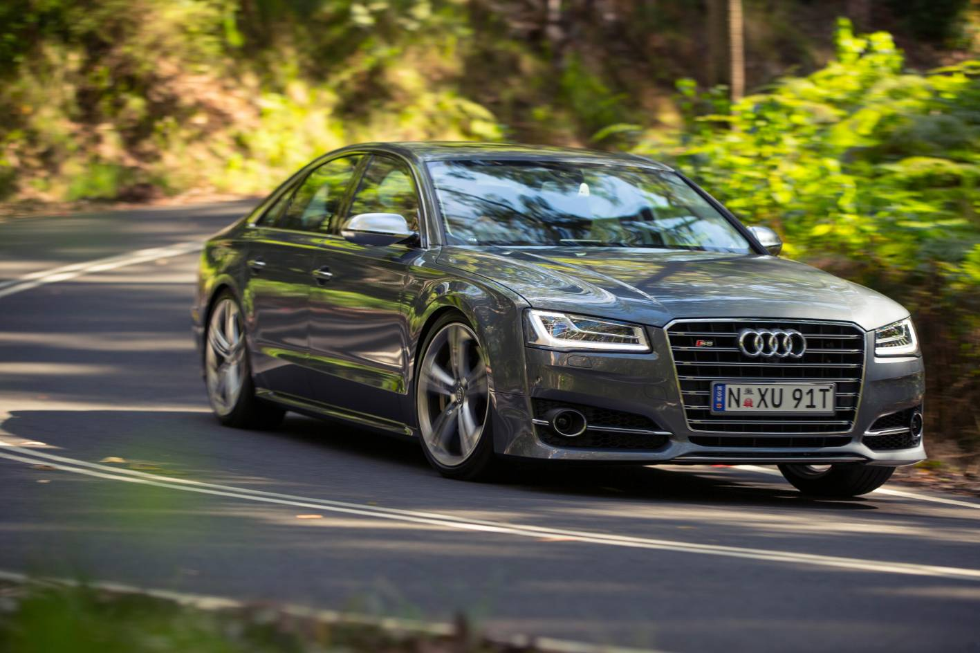 News Audi S8 Pricing And Specs