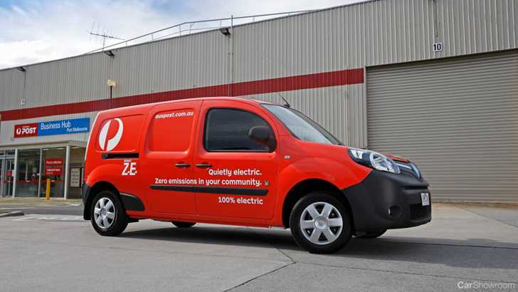 1d7fa8a70a 2014 RENAULT KANGOO. Renault currently supplies Australia Post s delivery  vans and this new initiative represents the first venture for the  highly-acclaimed ...